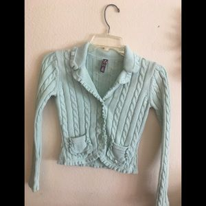 Ivy & Moon 100% Cotton Cardigan